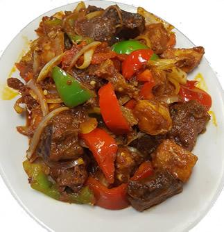 garnish-meat